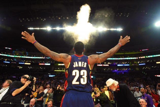 Cavaliers Season Tickets Reportedly Sell out Following LeBron James' Return