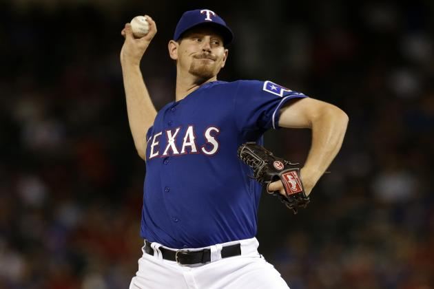 Tepesch Quality Start Is for Naught in 3-0 Loss to Angels