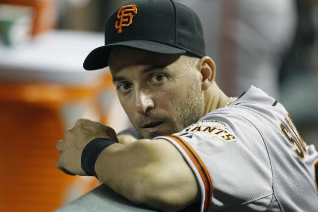 Giants notes: Scutaro active, but fragile