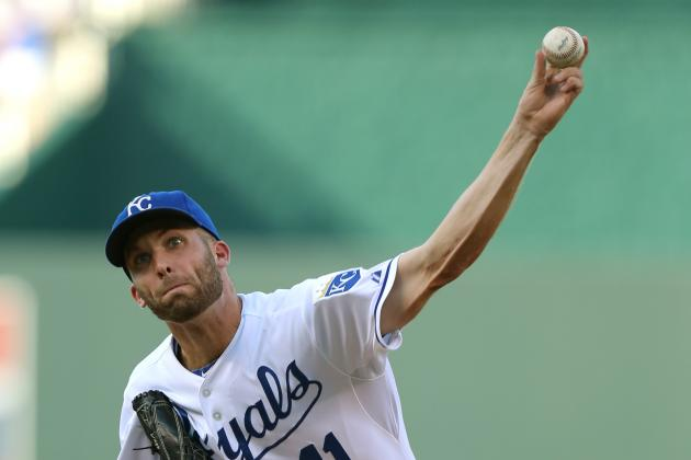Eleven Hits Not Enough as Royals Fall 2-1 to Tigers