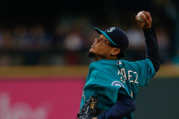 King Felix Crowns Oakland in Seattle's 3-2 Win