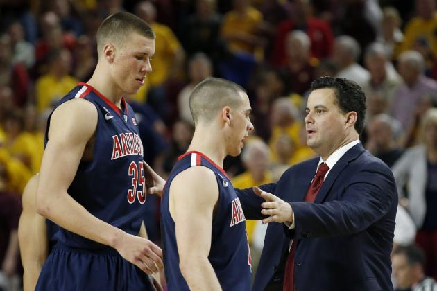 Arizona Basketball: 3 Key Improvements That Arizona Needs to Make in 2014-15