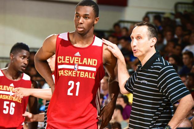 Stakes Rise for Young Cavs in Summer League as LeBron James Commits to Cleveland