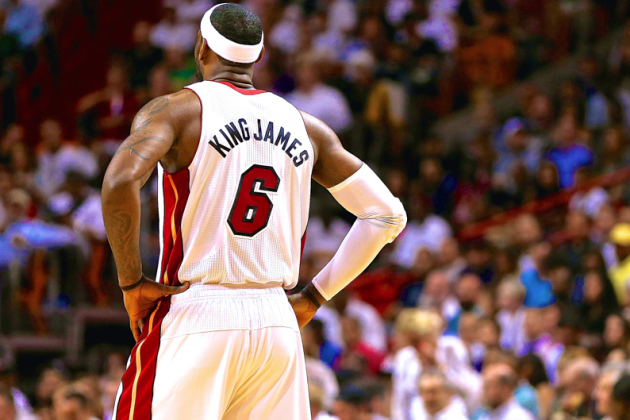 LeBron James Says Farewell to Miami for the Place He Never Left