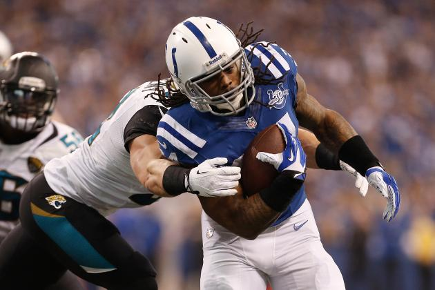 Colts Will Give Trent Richardson 1st Shot at Starting RB Job