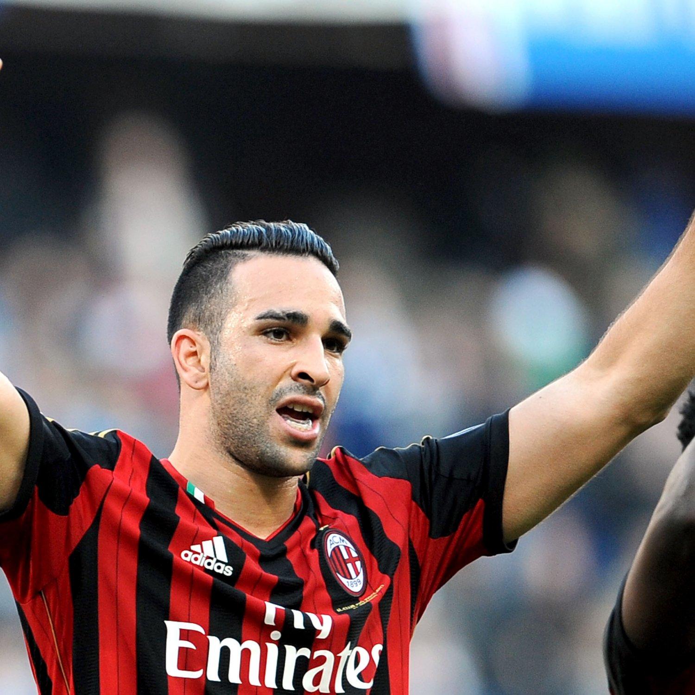 Adil Rami: AC Milan Complete Transfer Of France Defender Adil Rami