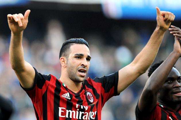 AC Milan Complete Transfer of France Defender Adil Rami from Valencia