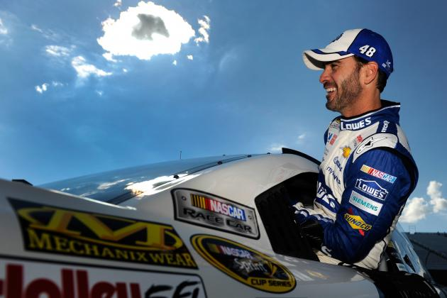 NASCAR at New Hampshire 2014: Start Time, Lineup, TV Schedule and More