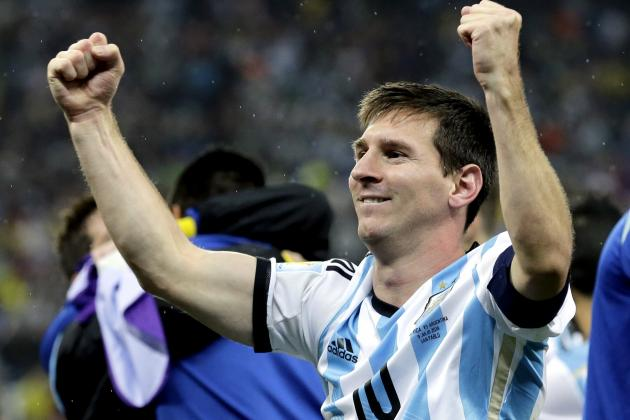 Argentina vs. Germany Odds: 5 Reasons Argentina Will Win the World Cup Final