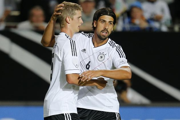 Arsenal Transfer News: Sami Khedira, Lars Bender Would be Perfect for Gunners