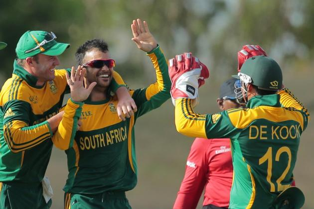 Sri Lanka vs. South Africa, 3rd ODI: Video Highlights, Scorecard and Report