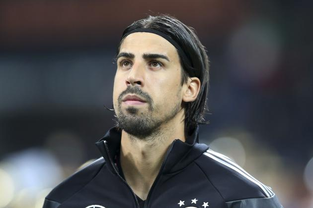 Arsenal Transfer News: Sami Khedira Would Confirm Gunners as True Title Threat