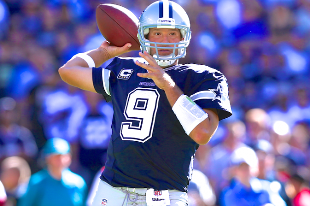 Where Does Tony Romo Rank Among All-Time Dallas Cowboys Quarterbacks?