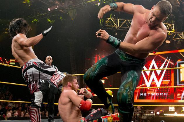 WWE Programming's Best Match for Week of July 12