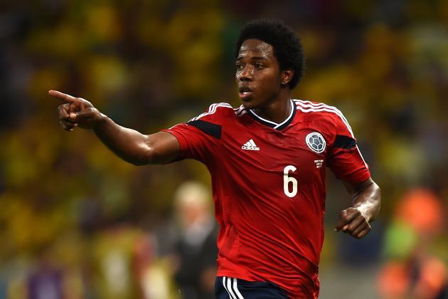 No Everton Offer for Elche's Colombian Midfielder Carlos Sanchez