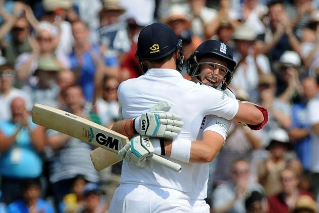 Joe Root and James Anderson's 198-Run Stand: Analysis and Records Broken