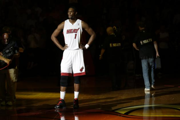 Chris Bosh Makes Best Possible Decision by Sticking with Miami Heat