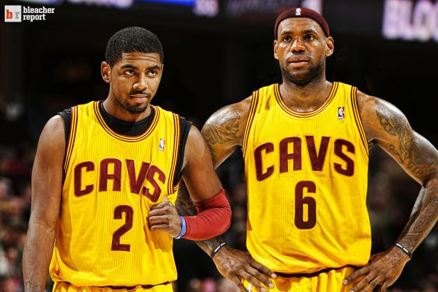 What Will Cleveland Cavaliers Lineup and Scheme Look Like with LeBron James?