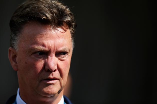 Manchester United Transfer News: Major Stars Targeted by Louis van Gaal
