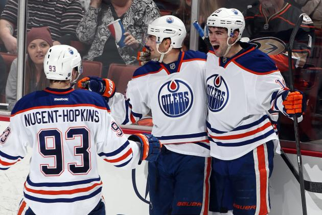 Defining the History of the Edmonton Oilers Rebuild