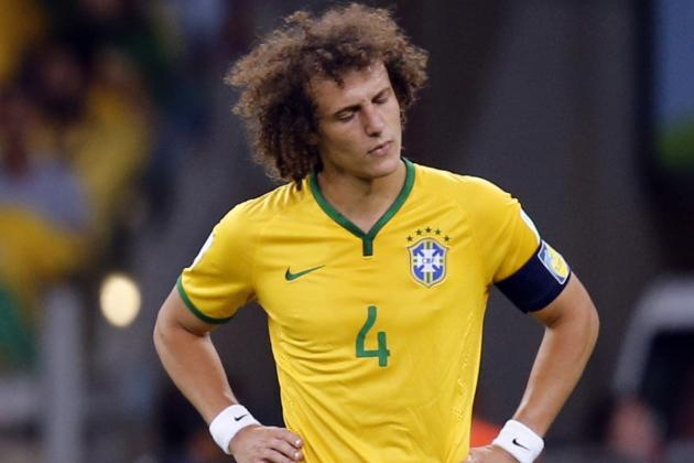 Brazil vs. Netherlands: Final Player Ratings
