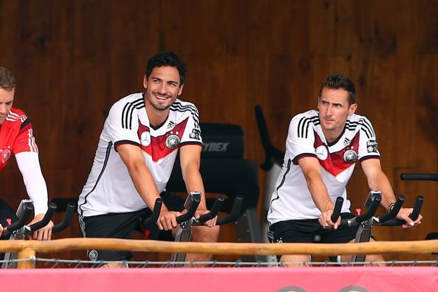 World Cup 2014 Final: Form Analysis and Injury Report for Germany vs. Argentina