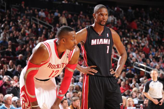 Where Do Houston Rockets Go from Here After Chris Bosh Ditches Them?