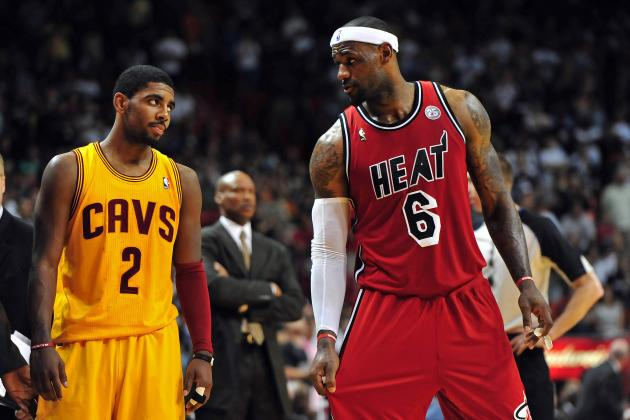 Why LeBron James Is Perfect Mentor for Young Cleveland Cavs