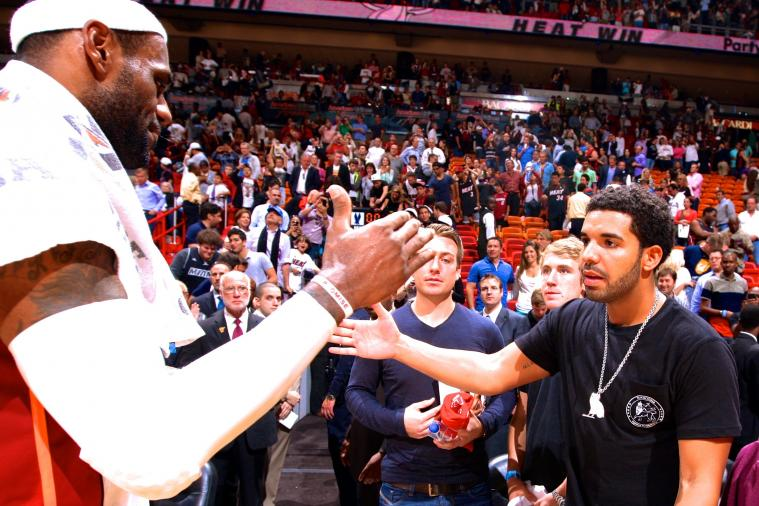 Drake Denies Being a Bandwagon Fan, Says He Will Go to Cavaliers Games Next Year