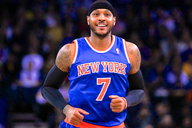 Carmelo Anthony Re-Signs with Knicks: Latest Contract Details and Reaction