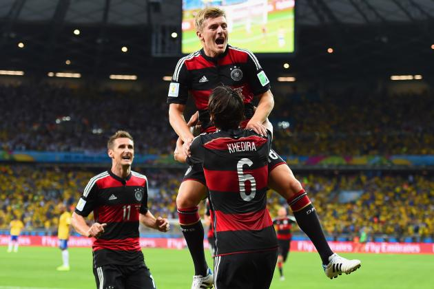 World Cup Fixtures 2014: Players to Watch in Final