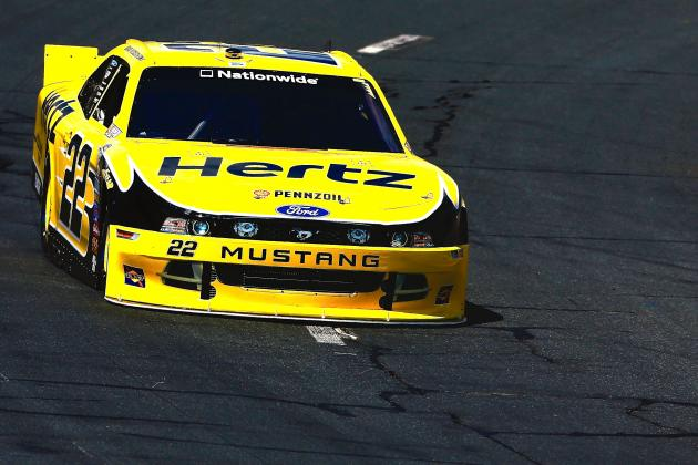 NASCAR Nationwide Series at New Hampshire 2014: Live Leaderboard Updates