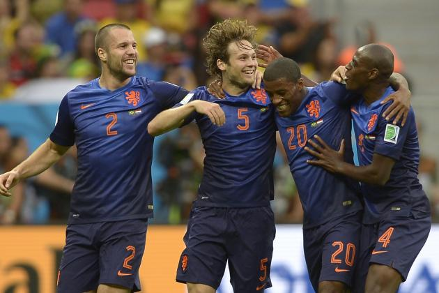 Brazil vs. Netherlands: World Cup 3rd-Place Play-off Score, Grades and Reaction