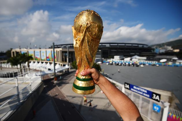 World Cup 2018: Latest Info and Comments for Next World Cup in Russia