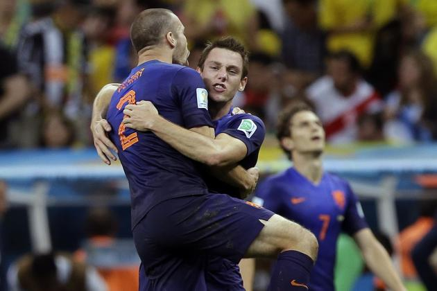 Brazil vs. Netherlands: Masterful Dutch Defence Keep Toothless Selecao at Bay