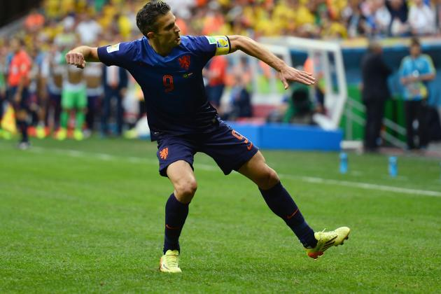 World Cup Results 2014: Final Score, Updated Golden Boot Contenders After Day 31