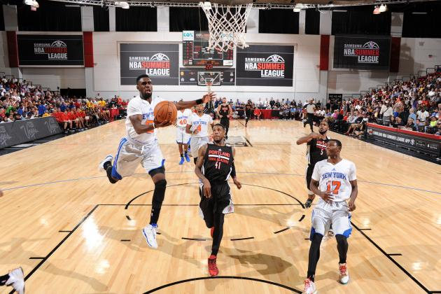 NBA Summer League 2014: Day 2 Results, Scores Highlights, Stats and Standings