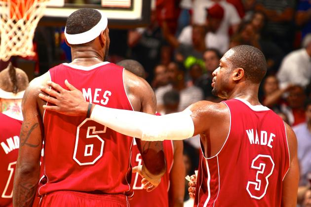 Dwyane Wade Speaks out About LeBron James' Decision to Return to Cavaliers