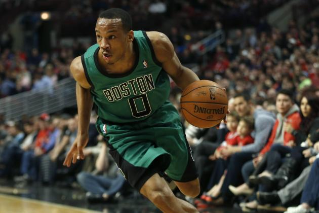 What Is Avery Bradley's Role with Boston Celtics Next Season?