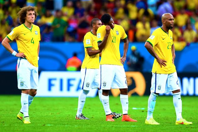 World Cup Daily Digest: Brazil's Tournament Ends with One Final Embarrassment