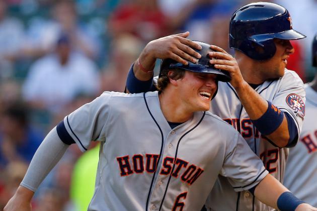 Castro, Carter Lead Astros over Boston 3-2