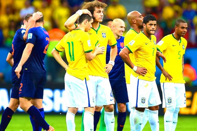 The Netherlands Add to Brazil Woes as Defeat Highlights Deficiencies