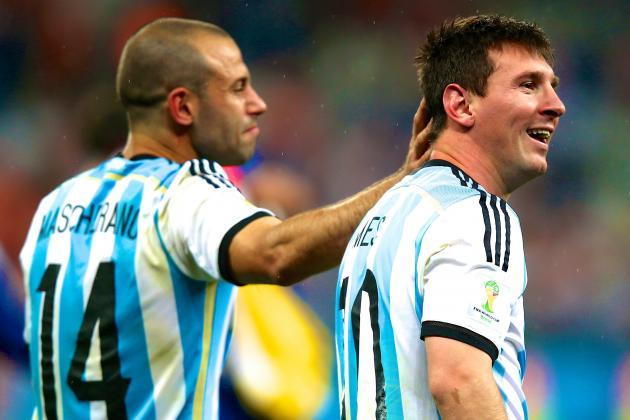What Can Argentina Learn from 2006 and 2010 World Cup Defeats to Germany?