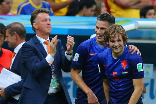 Louis Van Gaal's Success Puts Pressure on Guus Hiddink to Go Even Further