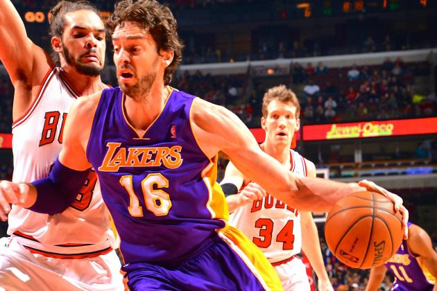 Is Signing Pau Gasol Consolation Prize or Missing Piece for Chicago Bulls?