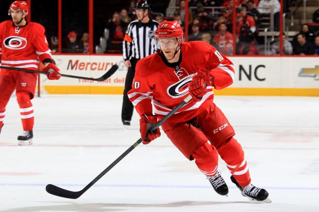 Carolina Hurricanes' Forward Depth Continues to Require Improvement