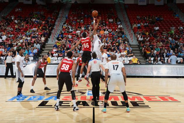 NBA Summer League 2014: Format Breakdown and Top Teams to Watch in Las Vegas