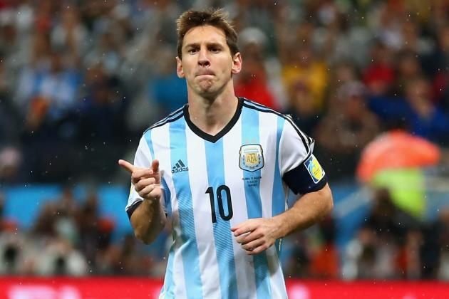 Lionel Messi Doesn't Need World Cup Win to Be Considered Best of His Generation