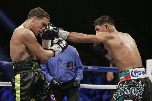 Abner Mares vs. Jonathan Oquendo: Winner, Scorecard and Analysis