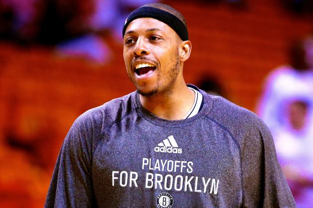Paul Pierce to Wizards: Latest Contract Details, Analysis and Reaction
